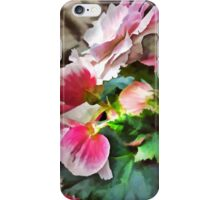 Begonia Mist iPhone Case/Skin