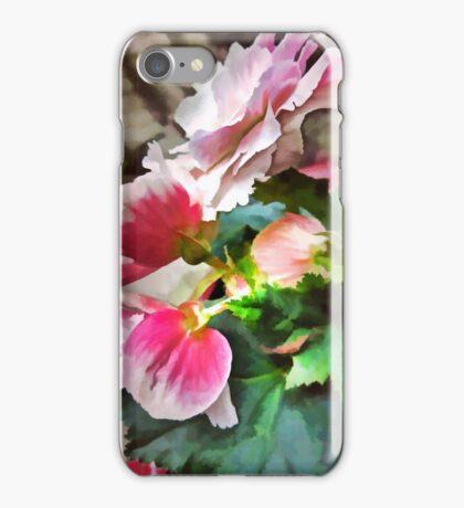 Begonia Mist iPhone Case/Skin