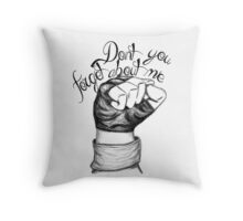 The Breakfast Club Finale Throw Pillow