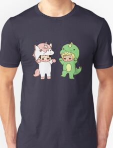 Dinosaurs vs. Unicorns T-Shirt