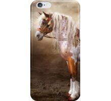 Cheveyo Native American Horse iPhone Case/Skin