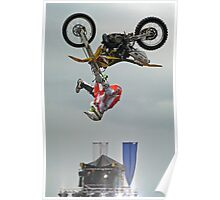 Red Bull X-Fighter 1 Poster