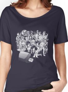 Rpg night  Women's Relaxed Fit T-Shirt