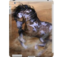 The Wild,The Free Painted Horse iPad Case/Skin