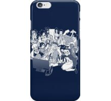 Fight Night  iPhone Case/Skin