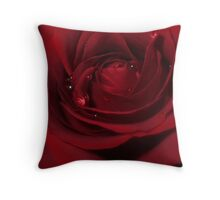 Love Hurts! - Rose Throw Pillow
