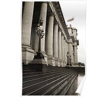 Parliament House - Melbourne Poster