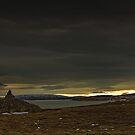 Iceland - waiting for the light by Patrycja Makowska