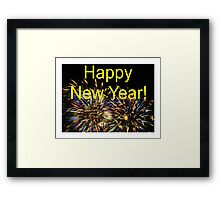 Happy New Year!!!!! Framed Print