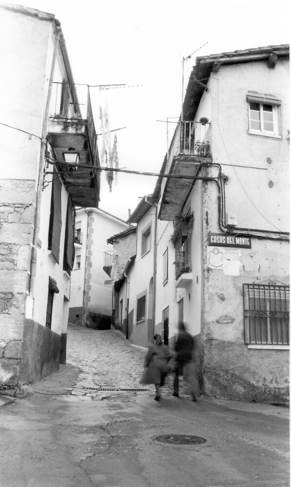 """""""Casas del Monte"""" by Rafael López"""