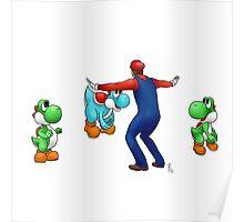 #MarioKeeping Poster