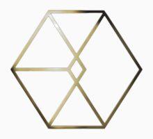 EXO - Exodus Logo 3 Baby Tee