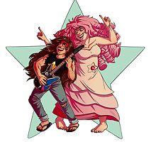 Love rocks - Steven Universe by iisjah