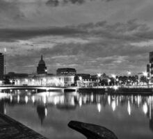 City Lights, Dublin Sticker