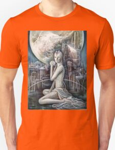 The Sci-fi Beauty Unisex T-Shirt