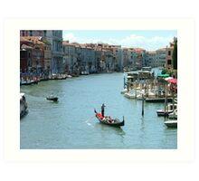 Venice pt2 Art Print