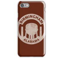 Birmingham, AL iPhone Case/Skin