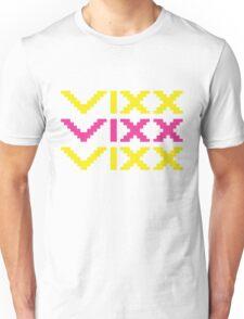 VIXX Rock Ur Body Logo/Text Unisex T-Shirt