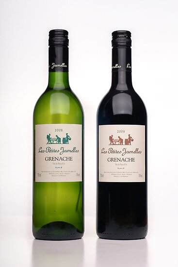 Two bottles to fill five glasses by PeterBusser