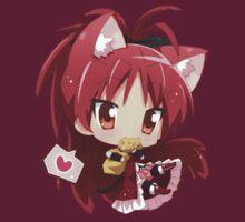 Chibi Cat Kyoko Sakura by ericau18