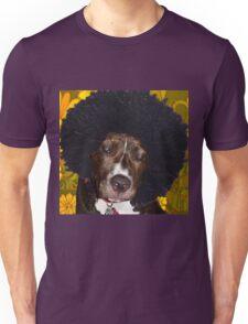 Psychedelic Pitbull Unisex T-Shirt
