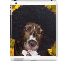 Psychedelic Pitbull iPad Case/Skin