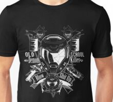 DOOM OLD SCHOOL DEMON KILLER Unisex T-Shirt