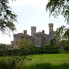 Castle Through The Trees - Stornoway, Isle Of Lewis by kathrynsgallery