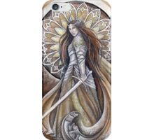 The Queen iPhone Case/Skin