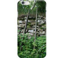 Garden Ladder  iPhone Case/Skin