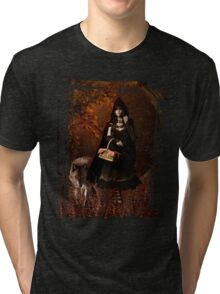 Little Red Riding Hood Tri-blend T-Shirt
