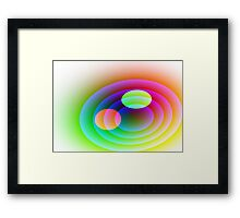 Two-Available As Art Prints-Mugs,Cases,Duvets,T Shirts,Stickers,etc Framed Print