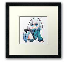 Eromanga Sensei Framed Print