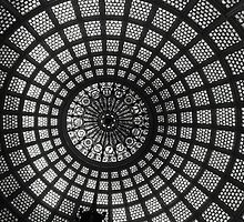 Tiffany Stained Glass Dome by gurso27