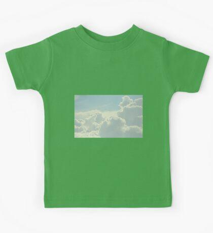 clouds & sky Kids Tee