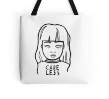 CARE-LESS Tote Bag