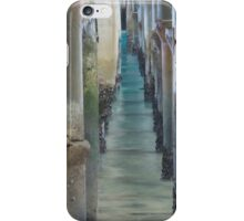 Under the Jetty iPhone Case/Skin