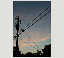 sky at dusk Unisex T-Shirt