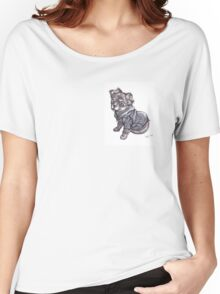 Hooded Cuteness Women's Relaxed Fit T-Shirt