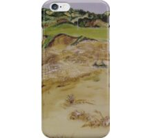 Golf Hole 13th Beach iPhone Case/Skin