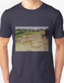 Golf Hole 13th Beach T-Shirt