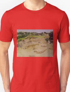 Golf Hole 13th Beach Unisex T-Shirt