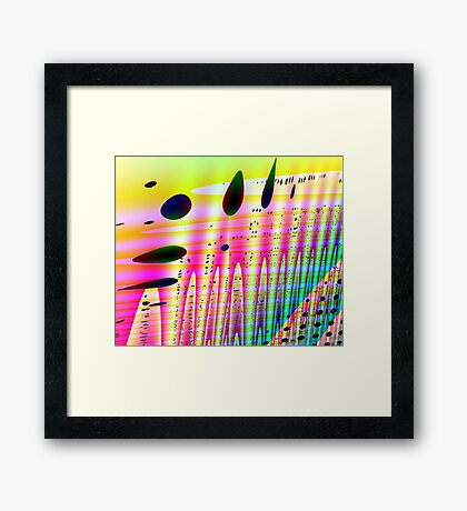 Random Chance-Available As Art Prints-Mugs,Cases,Duvets,T Shirts,Stickers,etc Framed Print