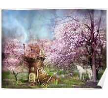 Once Upon A Springtime Poster