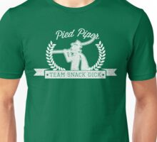 Pied Piper - Team Snack Dick Unisex T-Shirt