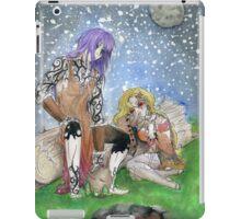 Medieval Dark Magicians iPad Case/Skin