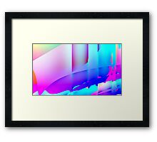 Watercolours-Available As Art Prints-Mugs,Cases,Duvets,T Shirts,Stickers,etc Framed Print
