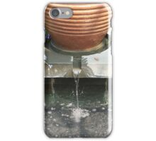 Trickle iPhone Case/Skin