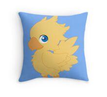 Chocobo Throw Pillow