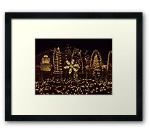 Christmas Wonderland Framed Print